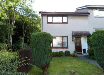Thumbnail 2 bed end terrace house for sale in Ellisland, Calderwood, East Kilbride