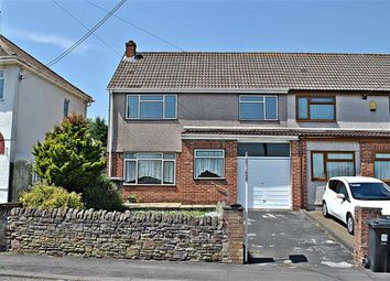 Thumbnail 4 bed semi-detached house for sale in Lees Hill, Kingswood, Bristol