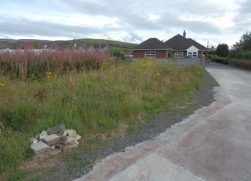 Thumbnail Land for sale in Building Plot At Rhydyfawnog, Tregaron, Ceredigion