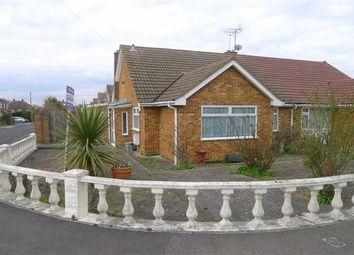 Thumbnail 3 bed semi-detached bungalow for sale in Finwell Road, Rainham, Gillingham