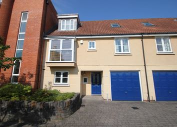 Thumbnail 3 bedroom town house for sale in Strathearn Drive, Westbury On Trym, Bristol