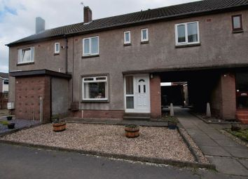Thumbnail 3 bed terraced house for sale in Carnaughton Place, Alva