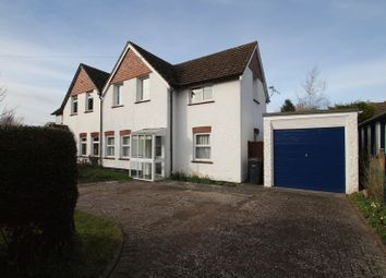 Thumbnail 3 bedroom semi-detached house for sale in Garston Lane, Wantage