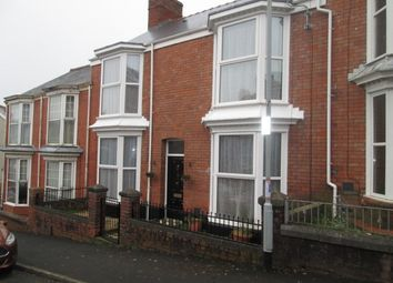 Thumbnail 4 bed property to rent in Hawthorne Avenue, Uplands, Swansea