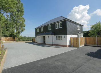 Thumbnail 3 bed semi-detached house for sale in Sheriffs Court Lane, Minster, Ramsgate