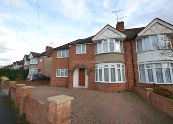 Thumbnail 4 bed semi-detached house to rent in Byron Road, Earley, Reading