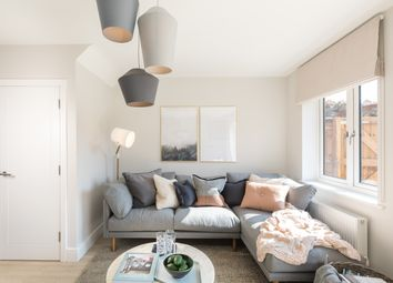 Thumbnail 2 bedroom flat for sale in Reigate Road, Horley