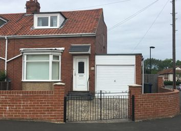 Thumbnail 2 bed bungalow for sale in Crossfield Terrace, Walker, Newcastle Upon Tyne