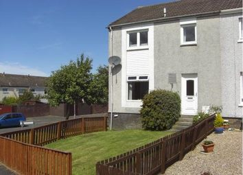 Thumbnail 2 bed end terrace house to rent in Celandine Bank, Ayr