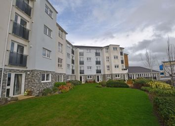 Thumbnail 1 bed flat for sale in Narrowcliff, Newquay