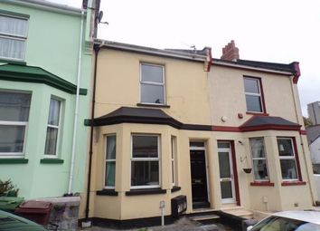 Thumbnail 3 bed terraced house for sale in Pennycomequick, Plymouth, Devon