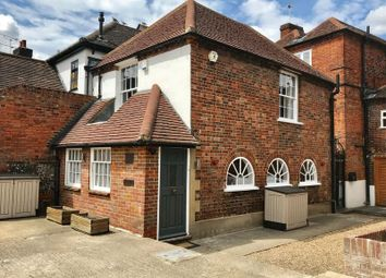 Thumbnail 2 bedroom semi-detached house for sale in St. James Courtyard, Claremont Gardens, Marlow