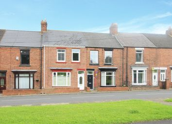 Thumbnail 3 bed terraced house for sale in Eden Terrace, Leasingthorne, Bishop Auckland