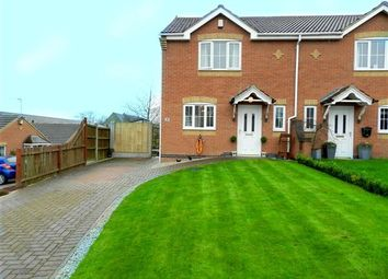 Thumbnail 2 bed semi-detached house for sale in Oakland Croft, Huthwaite, Sutton-In-Ashfield