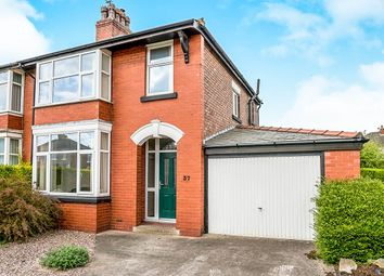 Thumbnail 3 bedroom semi-detached house for sale in Bent Lane, Leyland