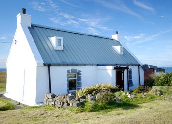 Thumbnail 2 bed cottage for sale in 13 Hunglader, Kilmuir, Isle Of Skye