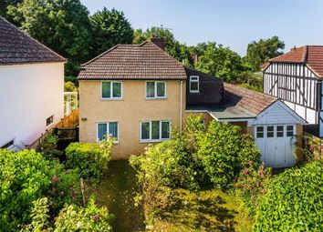 Thumbnail 3 bedroom detached house for sale in Crowhurst Lane End, Oxted, Surrey