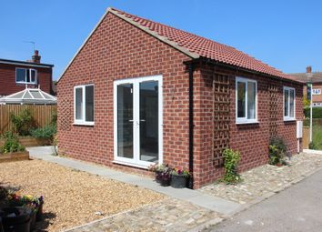 Thumbnail 1 bedroom detached bungalow for sale in Central Avenue, Easingwold, York, York
