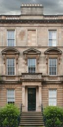 Thumbnail 3 bed flat for sale in Hill Street, Glasgow