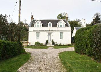 Thumbnail 4 bedroom flat for sale in Glenbeg Cottage, 55 Ardbeg Road, Rothesay, Isle Of Bute