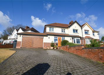 4 bed semi-detached house for sale in Lichfield Crescent, Hopwas, Tamworth, Staffordshire B78