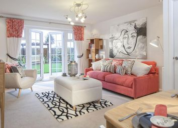 "Thumbnail 3 bed end terrace house for sale in ""Arley"" at Stoke Road, Poringland, Norwich"