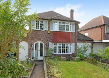 Thumbnail 3 bed detached house to rent in Marsh Lane, Stanmore, Middlesex