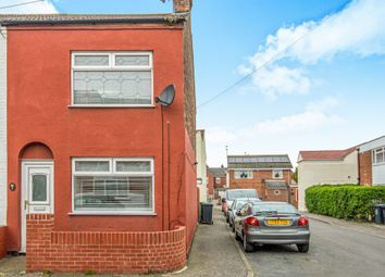 Thumbnail 3 bedroom end terrace house for sale in East Road, Great Yarmouth