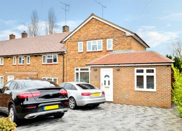 Thumbnail 4 bed end terrace house for sale in Breakspears Drive, Orpington