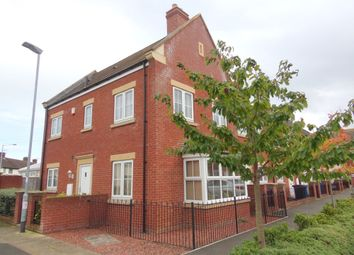 Thumbnail 3 bedroom terraced house for sale in Turner Square, Morpeth