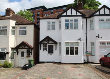 Thumbnail 3 bed semi-detached house to rent in Ravensbourne Road, Bromley, Kent
