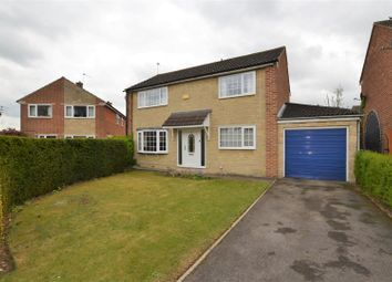Thumbnail 4 bed detached house for sale in St. Hughs Close, Bicester