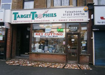 Retail premises for sale in Lytham Road, Blackpool FY1