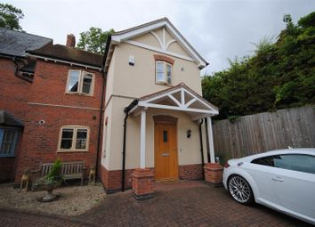 Thumbnail 3 bed town house to rent in Lambkin Close, Quorn, Loughborough