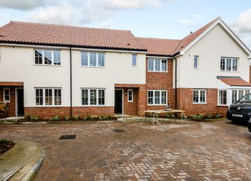 Thumbnail 3 bed terraced house for sale in High Street, Watton, Thetford