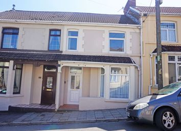 Thumbnail 3 bed terraced house for sale in Maes-Y-Graig Street, Gilfach, Bargoed