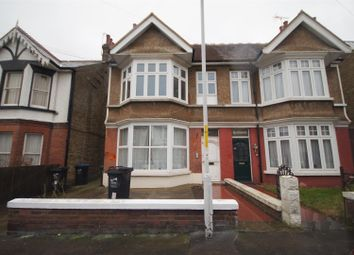 Thumbnail 3 bed flat to rent in Lyndhurst Avenue, Cliftonville, Margate