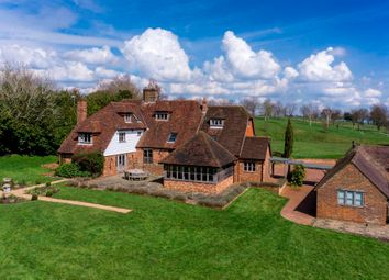Thumbnail 8 bed farmhouse for sale in Bells Yew Green, East Sussex