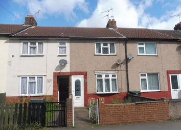 Thumbnail 2 bedroom terraced house for sale in Red Lane, Paradise, Coventry