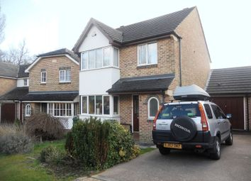 Thumbnail 3 bed property to rent in Chaldon Close, Redhill