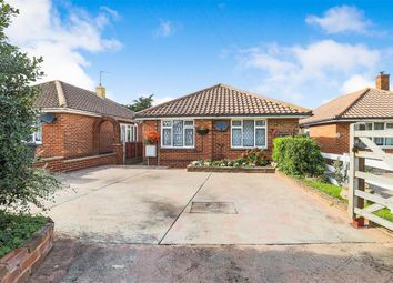 Thumbnail 2 bed detached bungalow for sale in Broad Road, Willingdon, Eastbourne