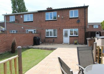 Thumbnail 3 bed semi-detached house for sale in Broom Close, Kendray, Barnsley
