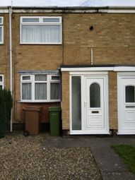 Thumbnail 2 bed terraced house to rent in Magdalen Court, Hedon, Hull