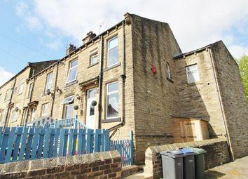 Thumbnail 2 bed end terrace house for sale in Gordon Street, Clayton, Bradford
