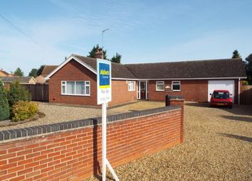 Thumbnail 4 bed bungalow for sale in Marham, King's Lynn, Norfolk