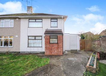 Thumbnail 3 bedroom semi-detached house for sale in Cherwell Drive, Chelmsford