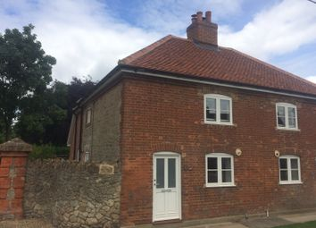 Thumbnail 2 bed semi-detached house to rent in The High Street, Drayton, Abingdon