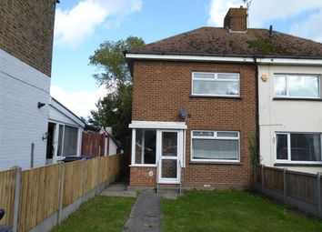 Thumbnail 2 bed semi-detached house for sale in Westwood Road, Broadstairs