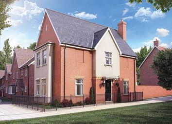 Thumbnail 4 bed semi-detached house for sale in Buckton Fields, Northampton