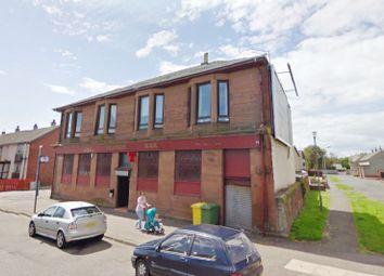 Thumbnail 2 bed flat for sale in 16B, Station Road, Stevenston KA203Nl